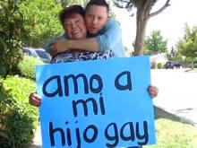 amo a mi hijo gay